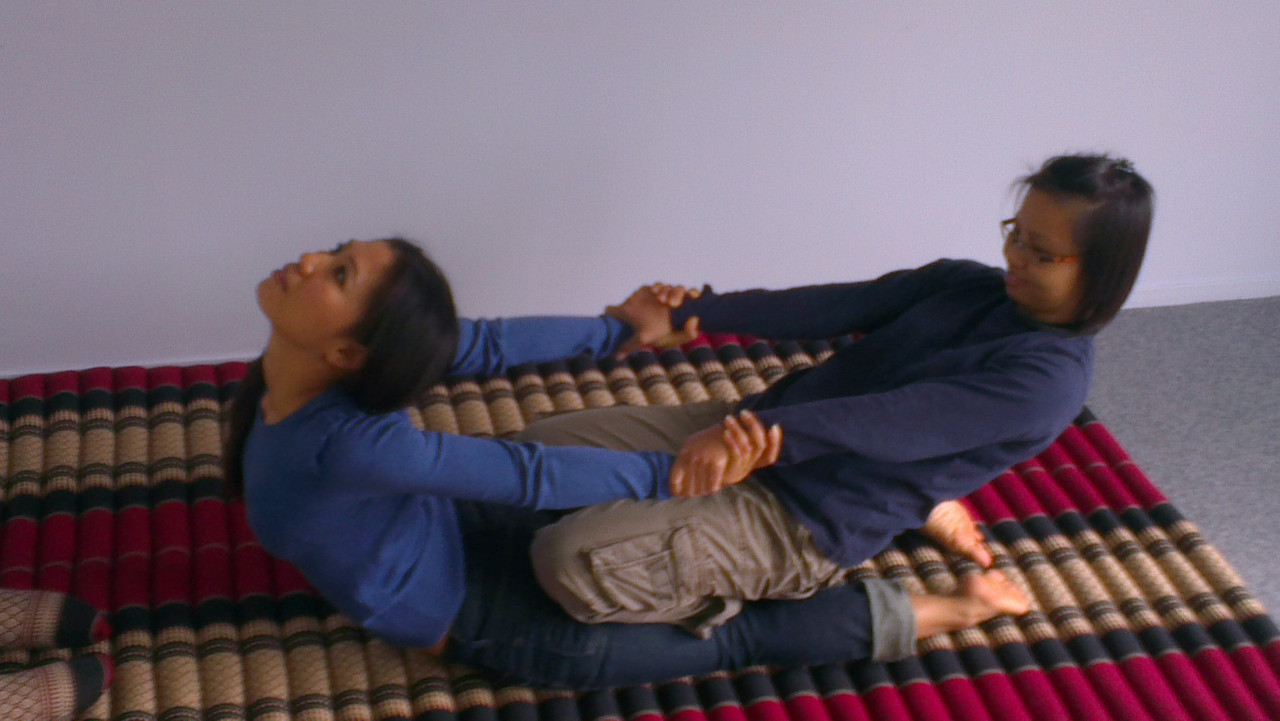 Authentieke thaise massage